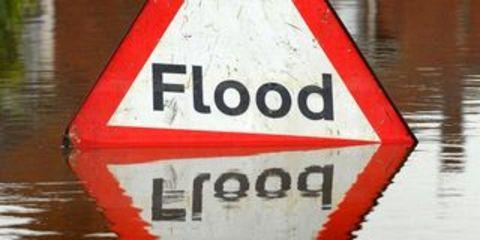 Basildon Recorder: Section of A127 closed due to flood water