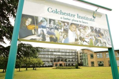 Putting Government plans into practice – Colchester Institute wants to help teenagers