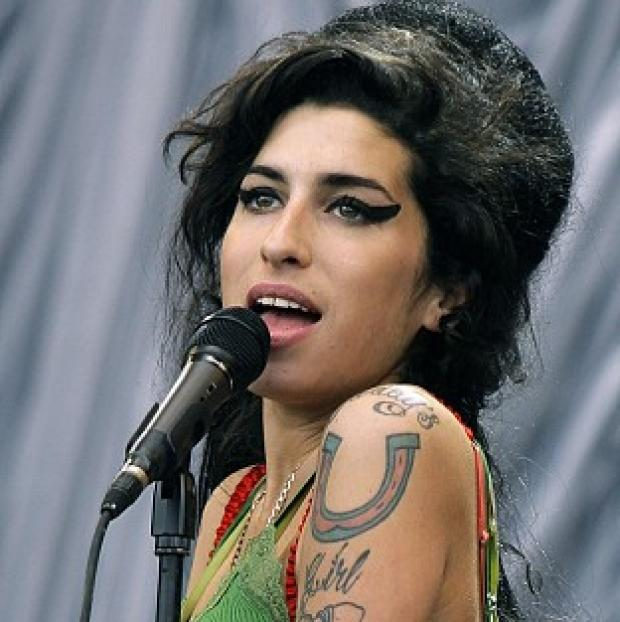 Basildon Recorder: Amy Winehouse's album Back To Black rocketed back to the top of the Official Albums Chart a week after she died