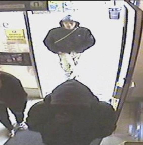 CCTV released of knifepoint robbery suspects in Basildon