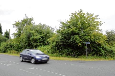 Basildon Recorder: Traveller site proposal – the Government land in Basildon