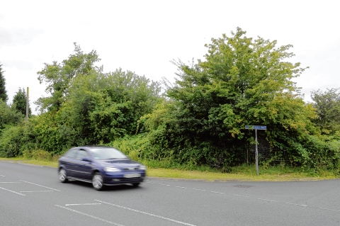 Traveller site proposal – the Government land in Basildon
