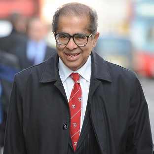 Pathologist Dr Freddy Patel has been struck off