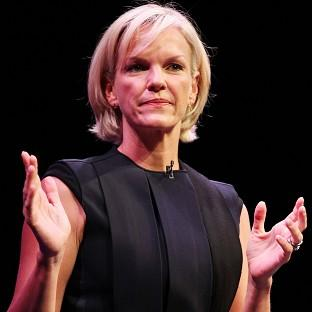 Elisabeth Murdoch is the third member of her fa