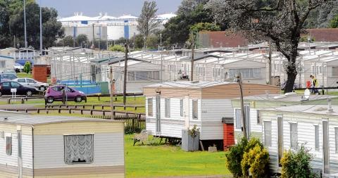 Housing plans afoot – Thorney Bay Caravan Park, Canvey