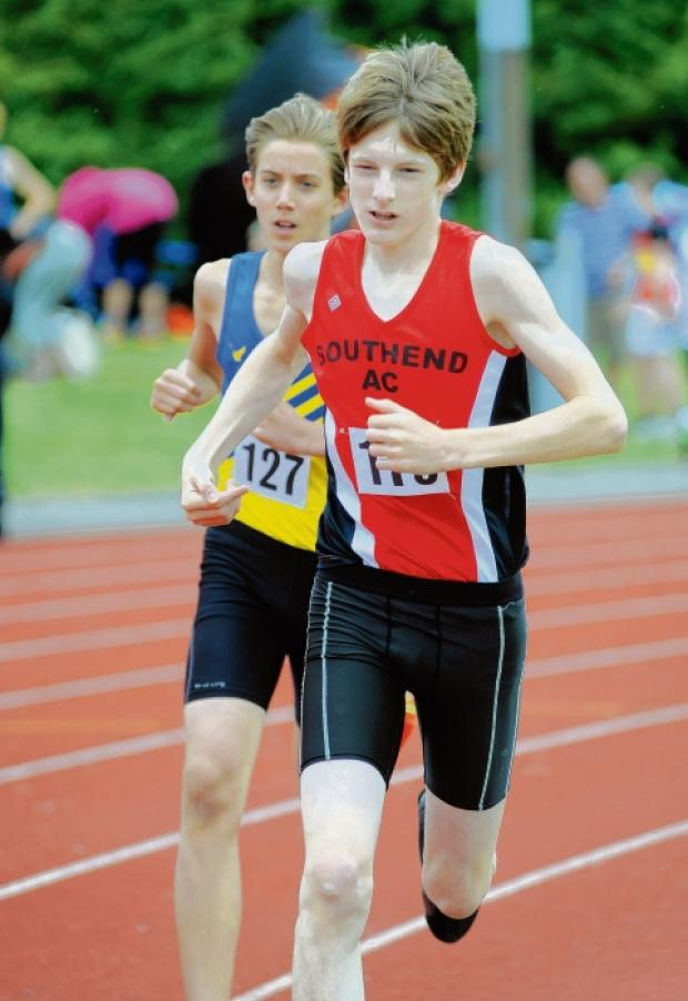 "Basildon Recorder: Athletes flock to ""best ever"" Southend Open"