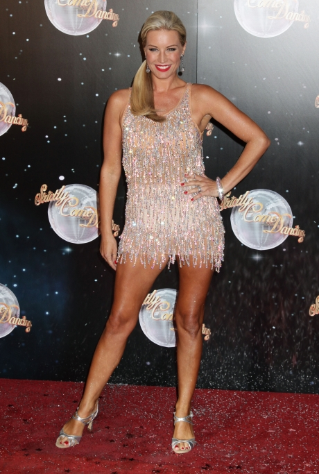 Basildon's Denise Van Outen and other Strictly stars struck down with flu