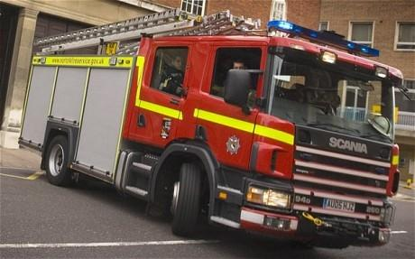 Firefighters called to Canvey after boiler room blaze