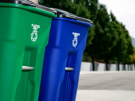Residents encouraged to recycle more