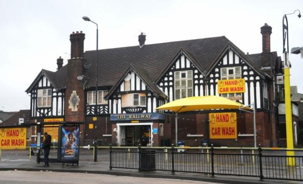The Railway Pub and Hotel will be knocked down next year