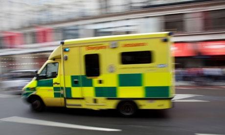 Woman's 'hour long wait' for ambulance after being run over