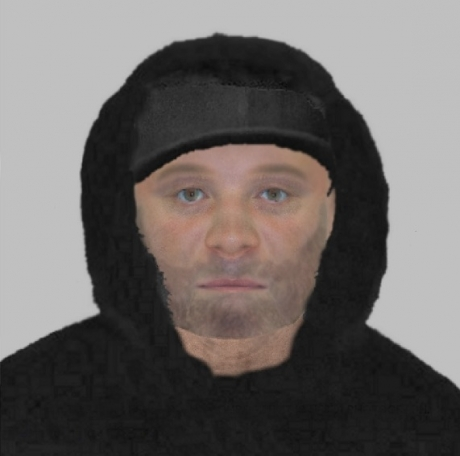 Police issue e-fit of man who attacked woman in Basildon