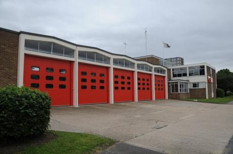 Basildon fire station to be split into two under rad
