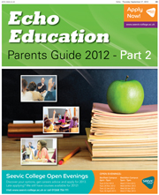 Echo Education Part 2 Frontpage