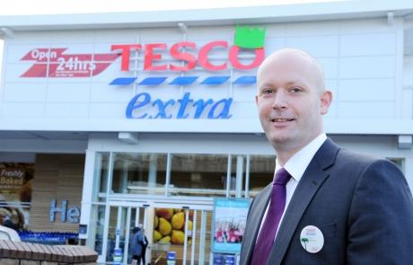 Pitsea Tesco refit opens 40 new jobs with new departments