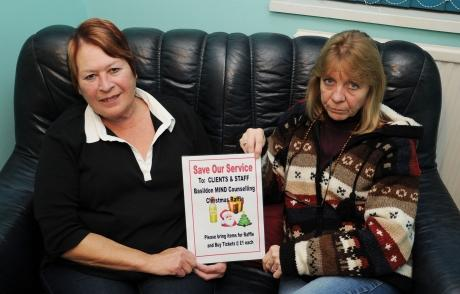 Basildon counselling service in danger of closing down due to lack of funds