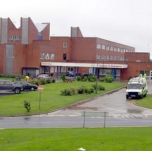Furness General Hospital, which is at the centre of a police investigation into a number of deaths at its maternity unit