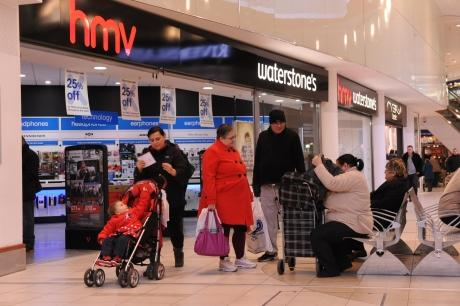 Basildon HMV to close