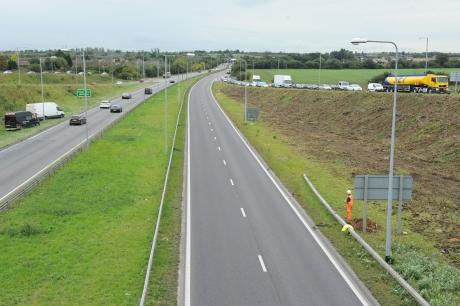 This stretch of the A13 at Stanford-le-Hope is one of the region's roads in line for a major overhaul