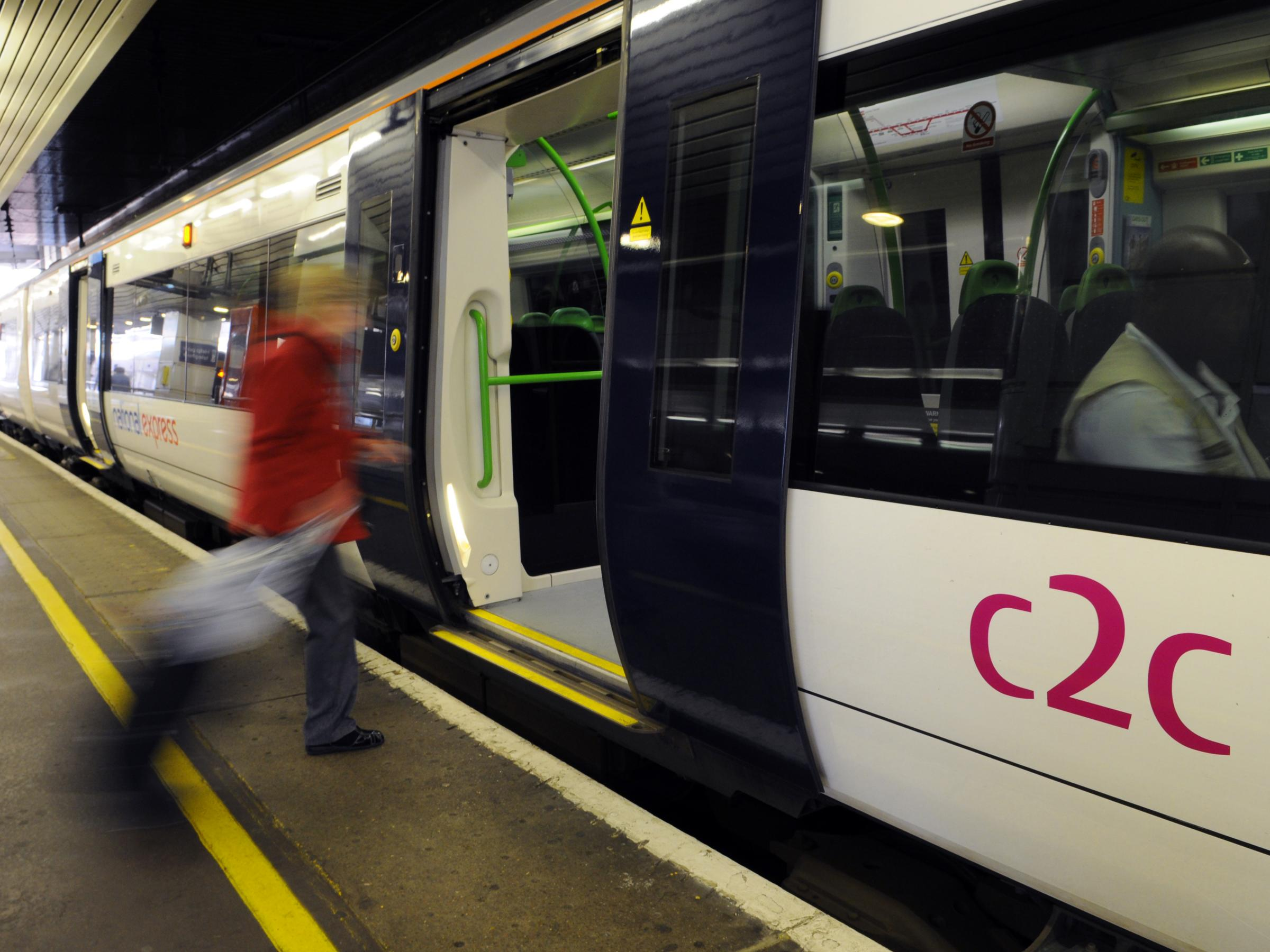 c2c will lay on extra trains if planned tube strike goes ahead