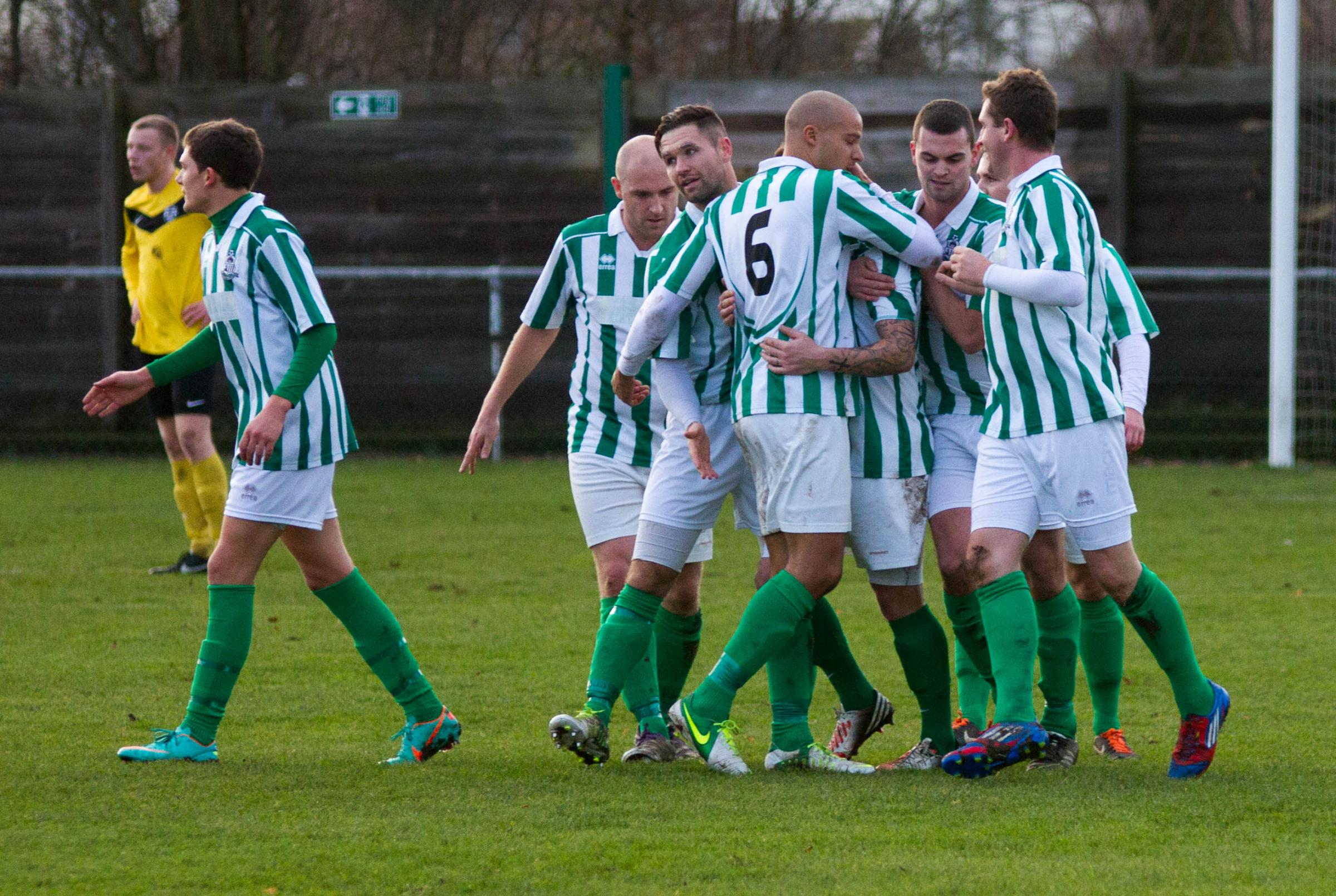 Great Wakering Rovers agony after injury-time defeat to Maldon & Tiptree