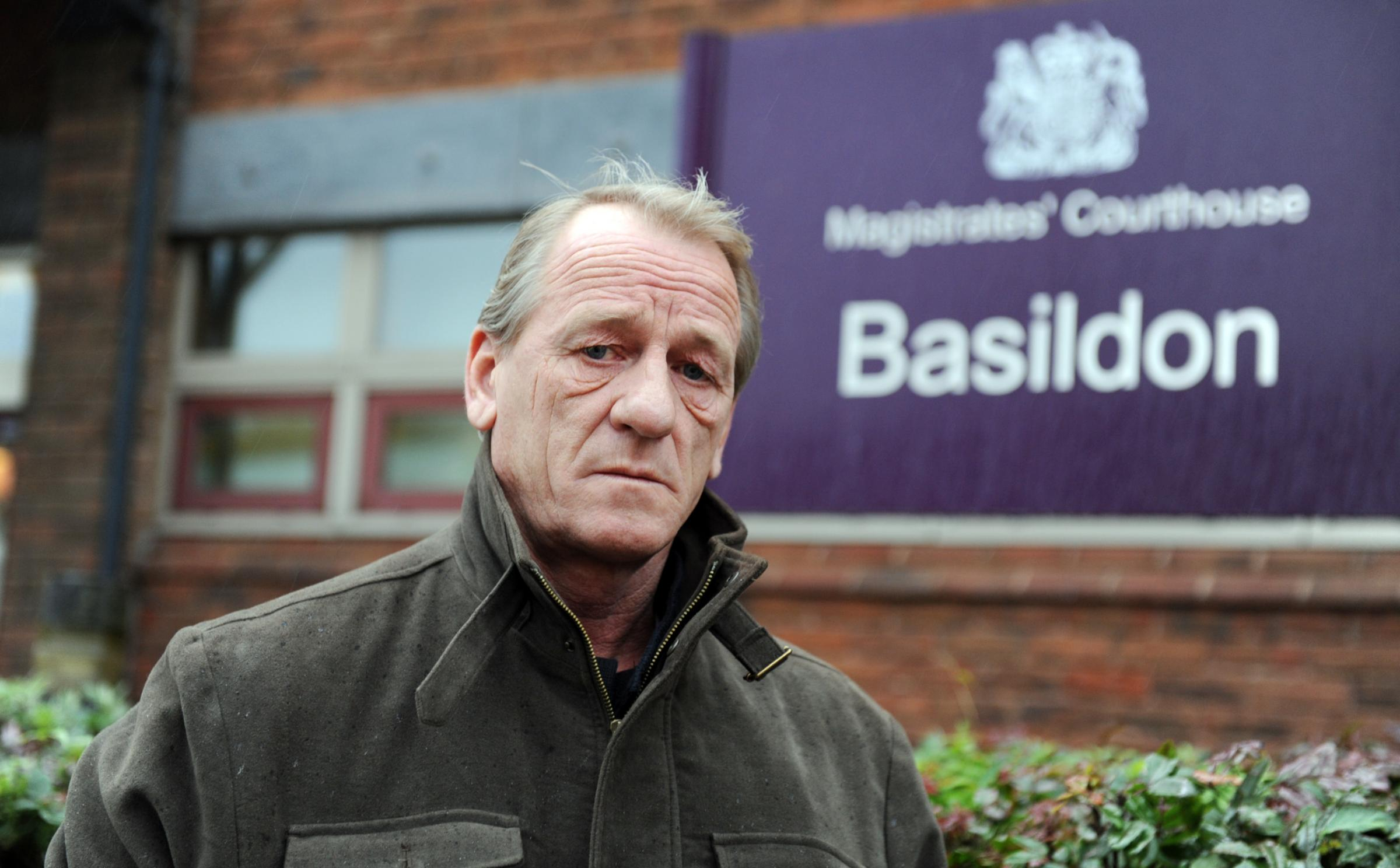 Appeal – Steve Barratt feels he was treated badly by the court