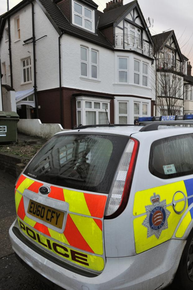 Basildon Recorder: Updated: Man found dead in house in Valkyrie Road, Westcliff was killed by dog