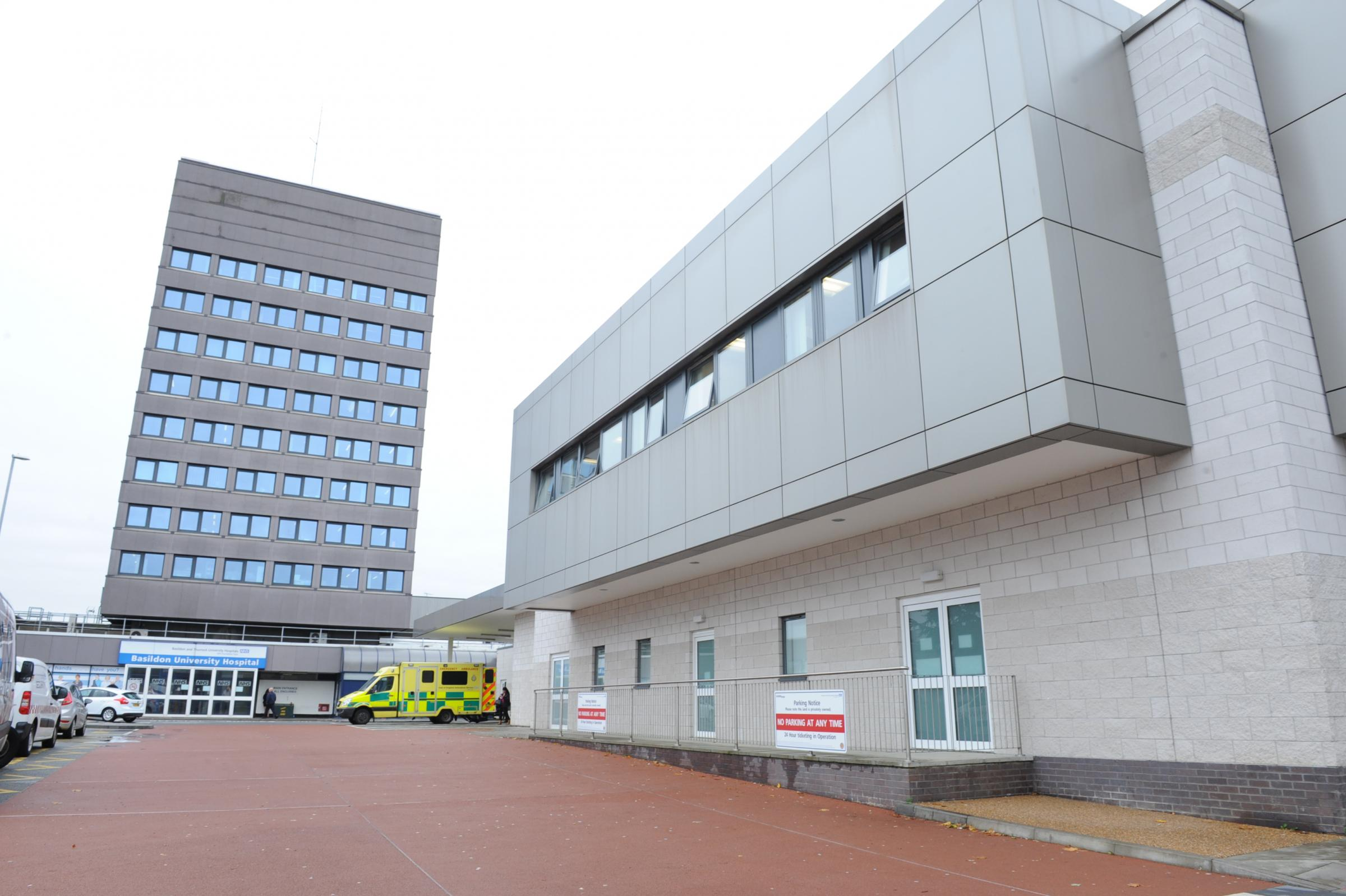 Have your say on Basildon Hospital