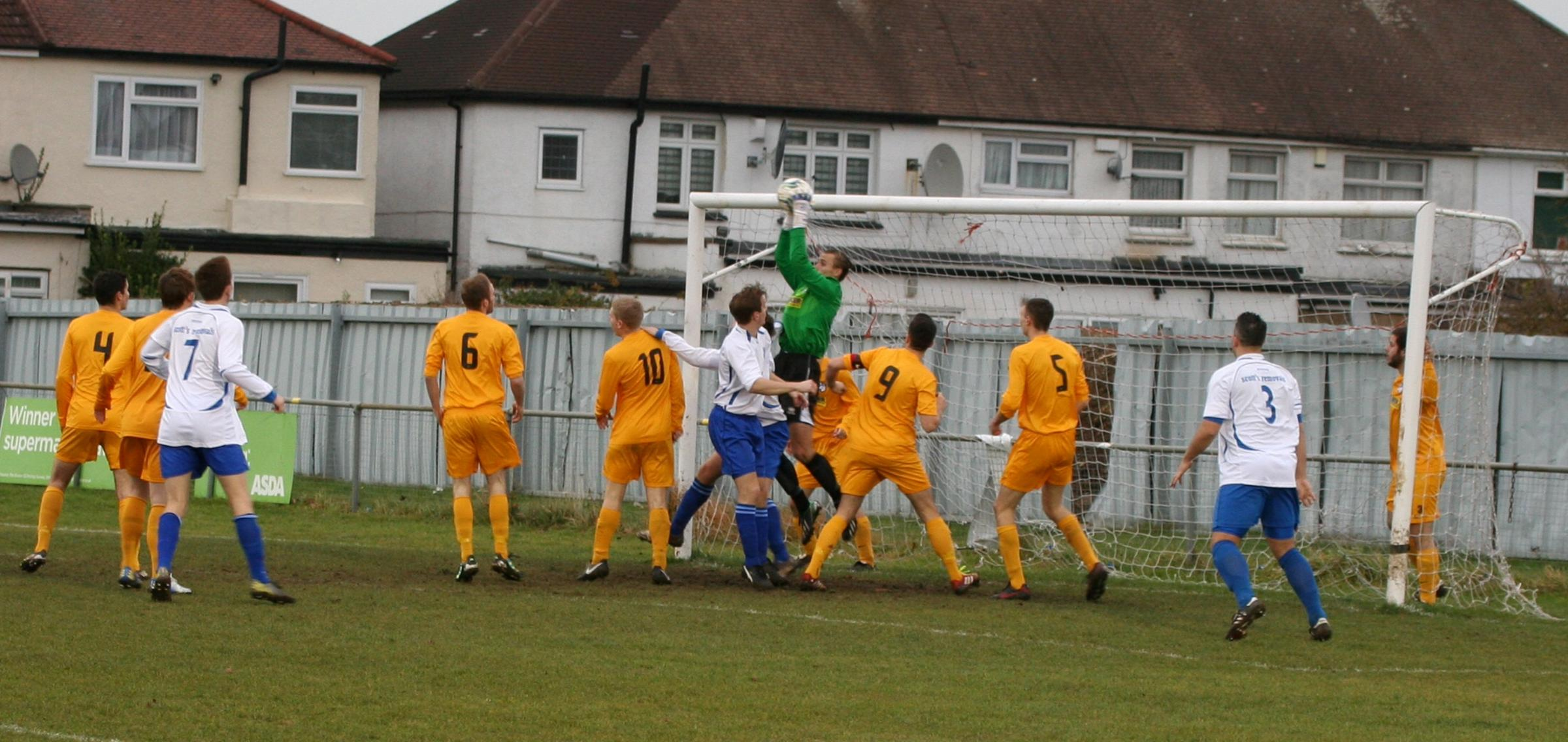Hullbridge Sports have hit out at FA Vase rivals Sholing for refusing to host their tie on Saturday