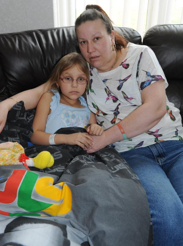 Basildon Recorder: Doctors 'missed my girl's appendicitis'