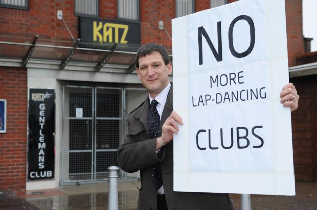 Basildon Recorder: Council drops its fees for sex clubs