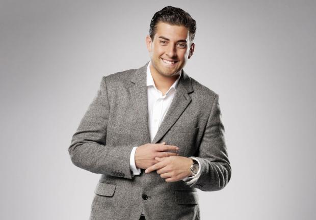 Towie's Arg safe and well after being reported missing