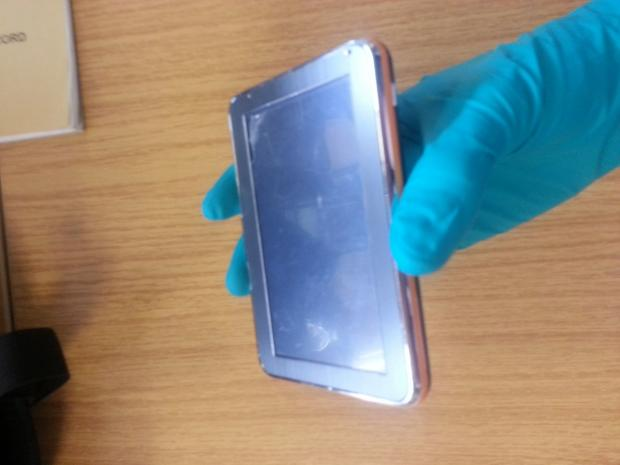 Basildon Recorder: Is this stolen electronic tablet yours?