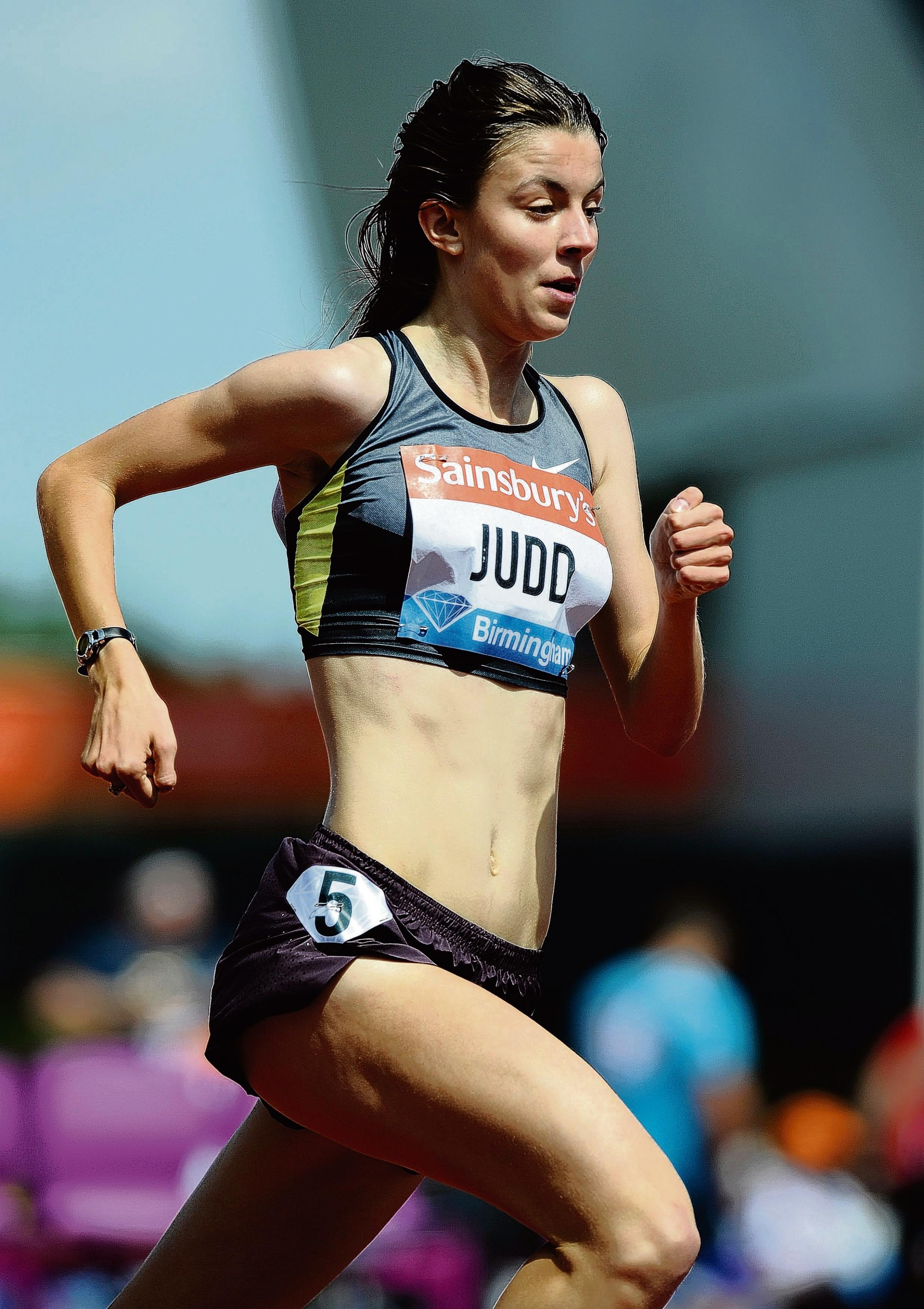 Mixing it with the best - Jessica Judd races in Oslo tonight