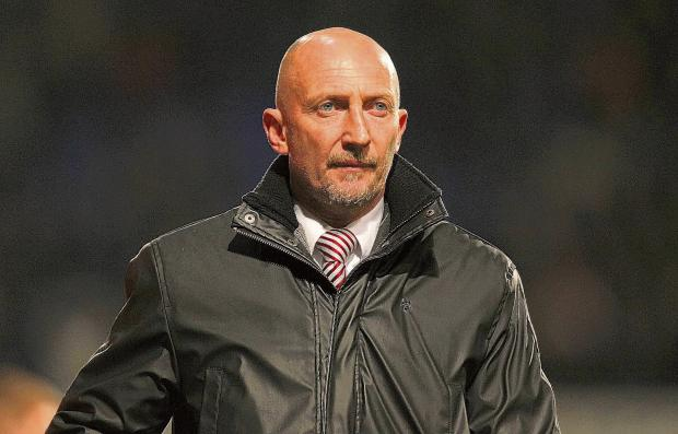 Millwall manager Ian Holloway