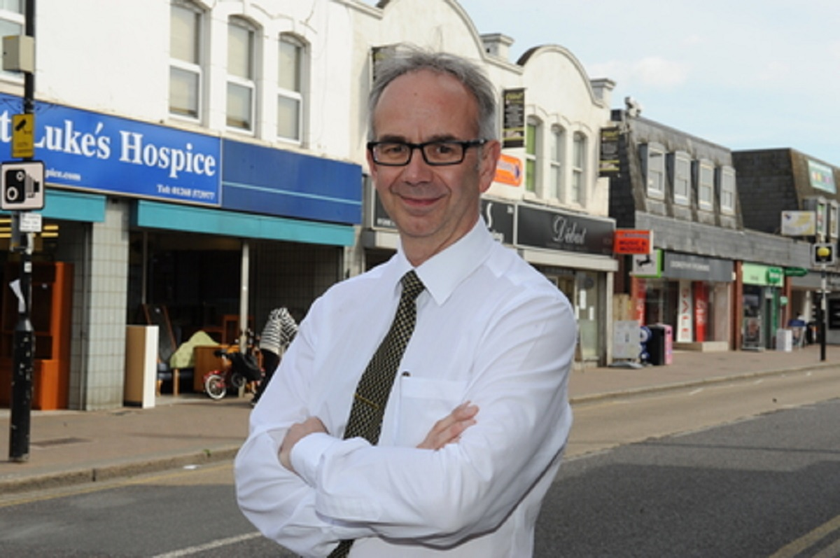 New leader committed to ploughing money into Laindon and Wickford regeneration