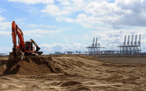 Basildon Recorder: London Gateway logistics park