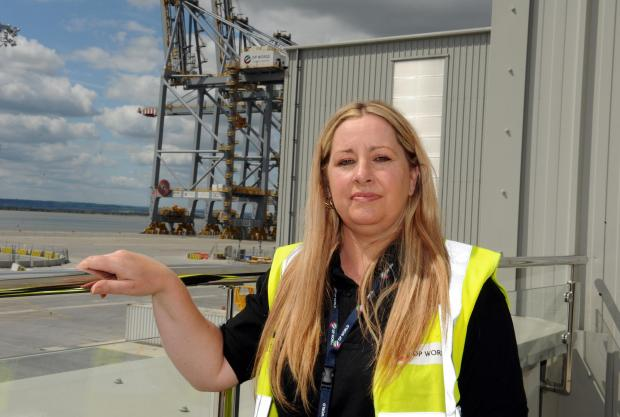 Basildon Recorder: Heather Jee London Gateway