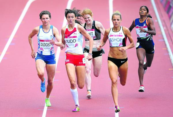 Jessica Judd starts her European Championships campaign today