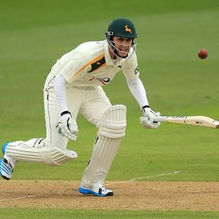 Alex Hales averages 56.53 in the county championship this season