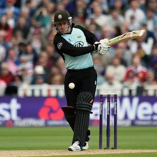 Jason Roy impressed this season for Surrey in the gam