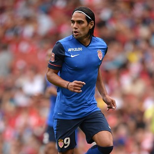 Radamel Falcao has completed his loan move to United