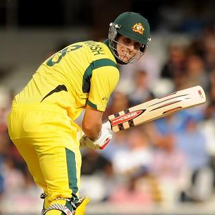 Mitchell Marsh was impressive against South Africa
