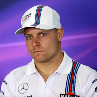 Williams set to retain Bottas
