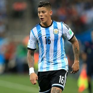 Marcos Rojo is set to make his debut fo