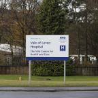 Basildon Recorder: The outbreak occurred at the Vale of Leven Hospital in West Dunbartonshire