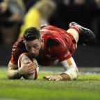 Basildon Recorder: Wales wing Alex Cuthbert is targeting South Africa