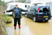 Home is flooded as Wickford water main bursts