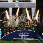 Basildon Recorder: Australia won the 2013 Rugby League World Cup