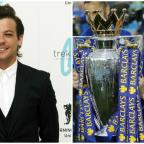 Basildon Recorder: Louis Tomlinson says playing Jamie Vardy in a movie would be a 'golden opportunity'